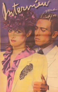 Cover Interview june 1978