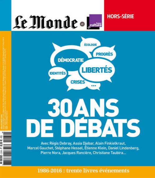 Le Monde - 30 ans de débats